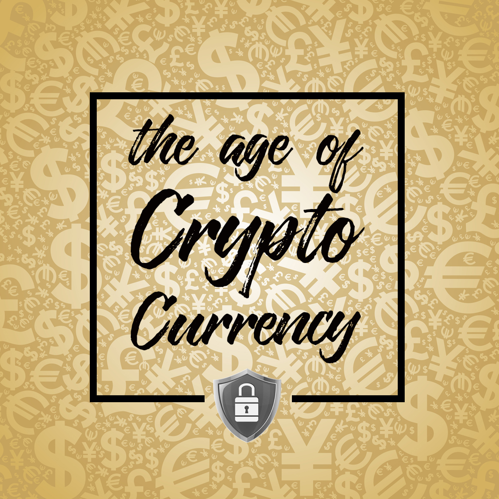 Age of Crypto Currency | Creative Miami | Canvas Art | Wall Art